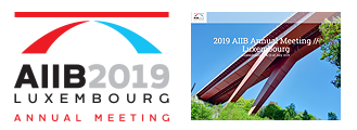 AIIB Annual meeting 2019 luxembourg website